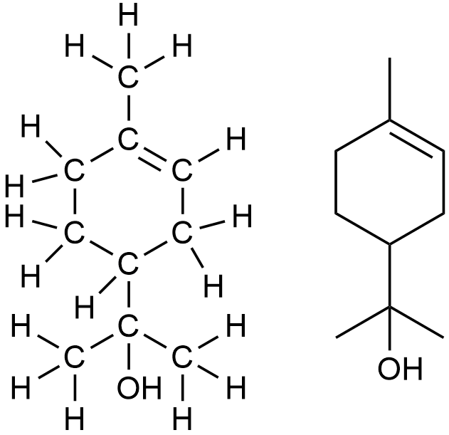 Figure 4 To The Left The Developed Structure Of